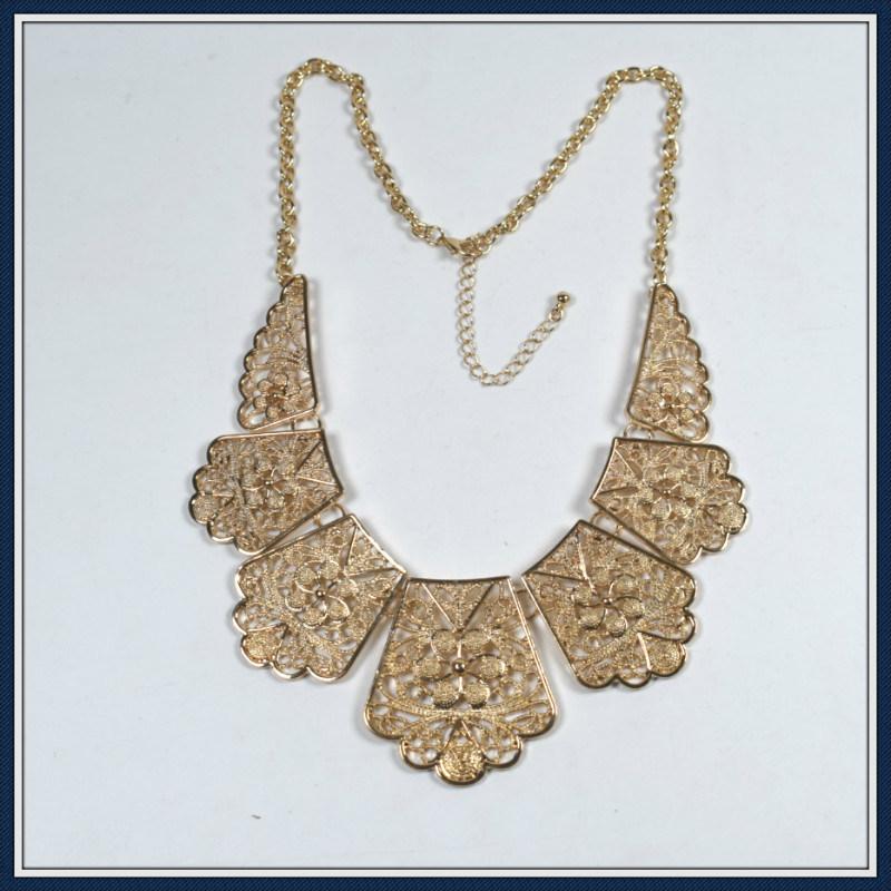 New Item Zinc Pendant Elegant Fashion Necklace Jewellery