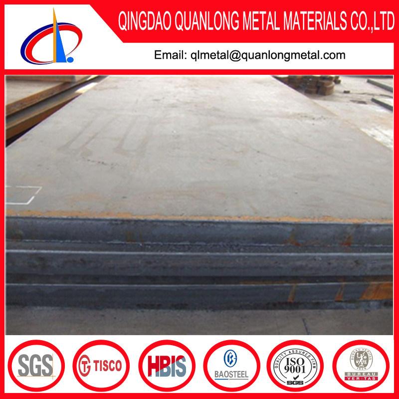 S235j0w S355j0w Corten Weather Steel Plate
