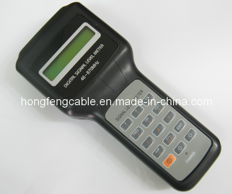 Cable Signal Meter : China mhz catv signal level meter field strength