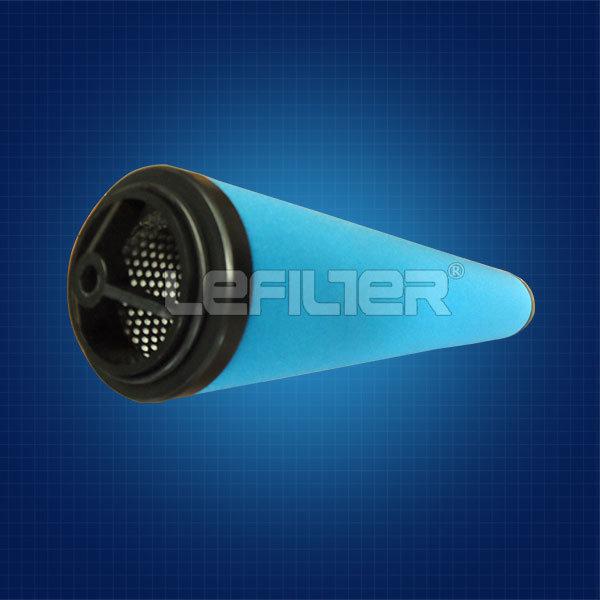 High Filtration Efficiency Atlas Copco Air Compressor Precision Filter Pd60 Dd60