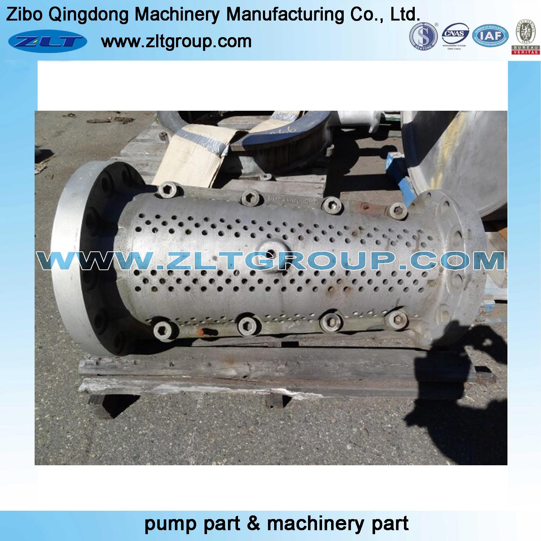 Mechanical Components CNC Machining Part Valve