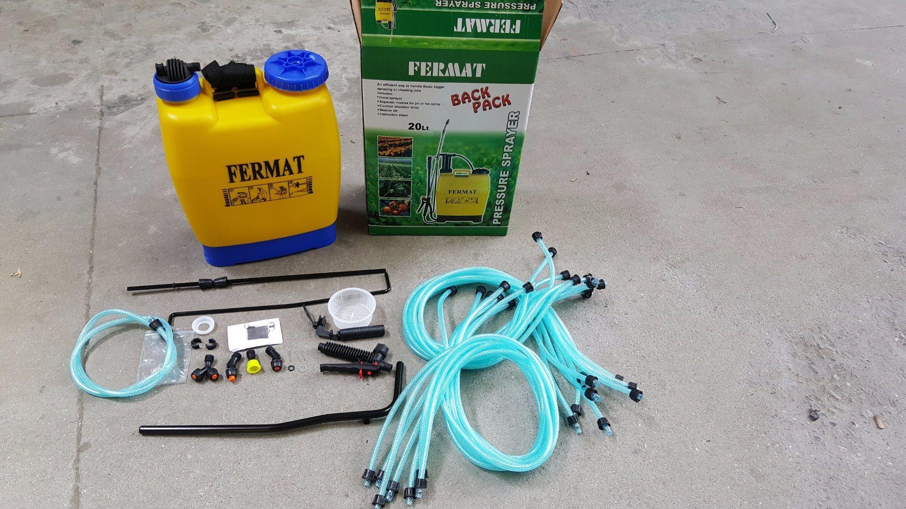 20L Agricutural Knapsack Manual Sprayer (HT-20C)
