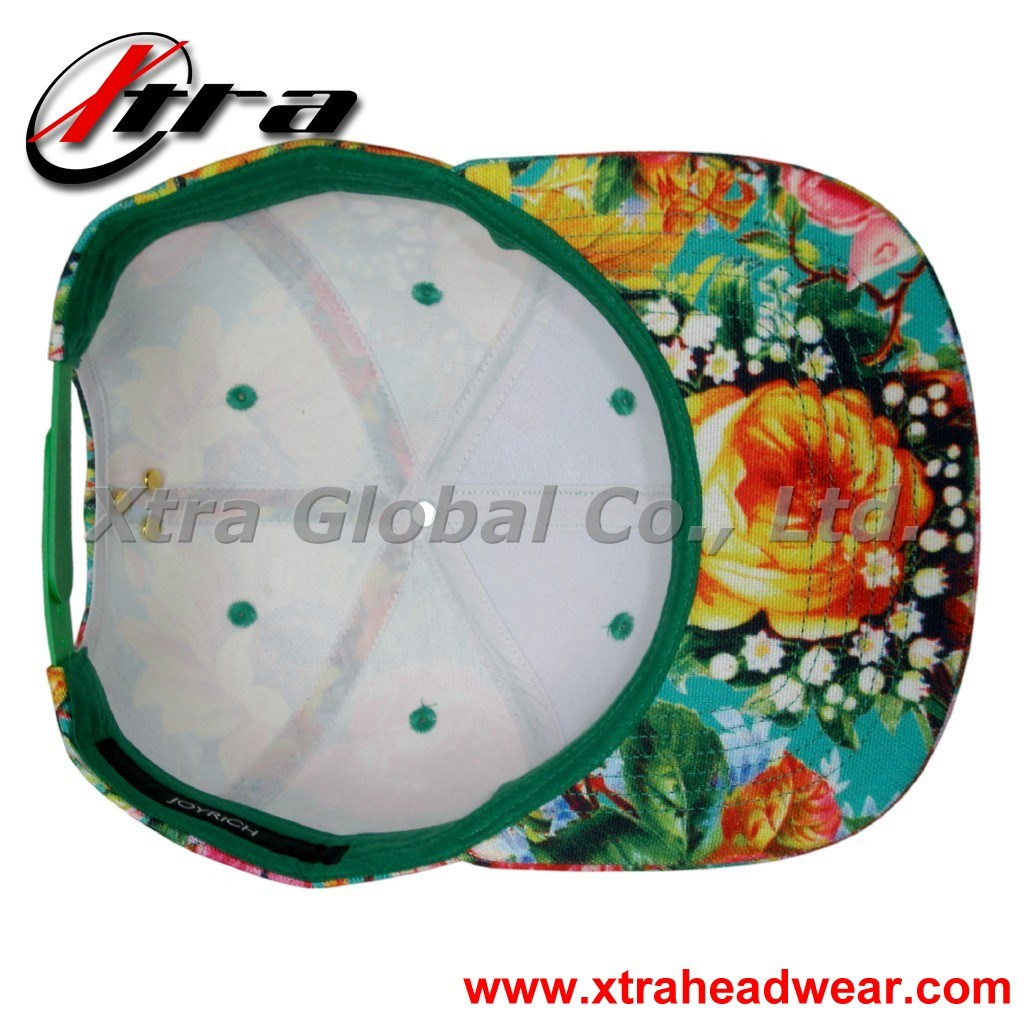 Snap Back Hat (Digital printing fabric XT-F002)
