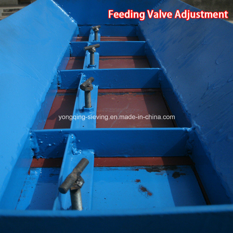 Low Noise Linear Vibrating Sieve Separator Machine for Crusher Machine