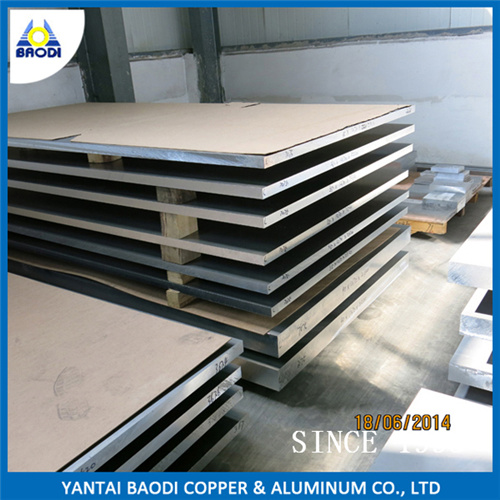 Aluminum Thick Plate 7075 T6 T651
