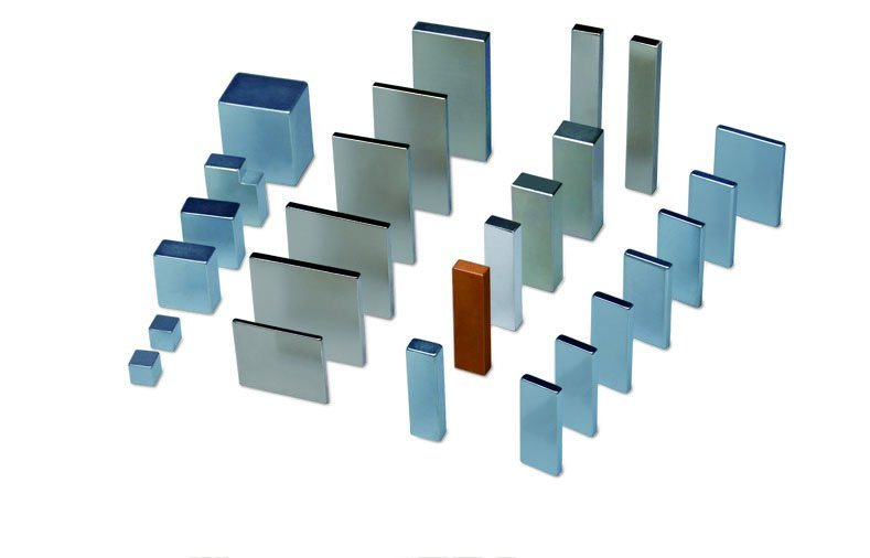 Neodymium Magnet for Servo Motor