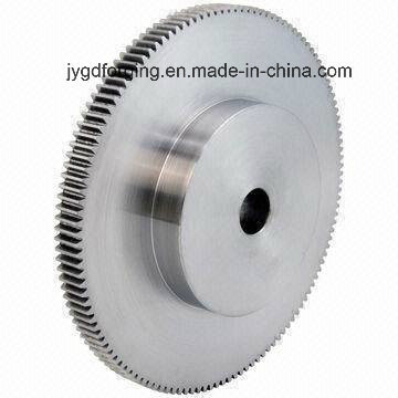 Forging 5m 60z Steel Worm Pinion