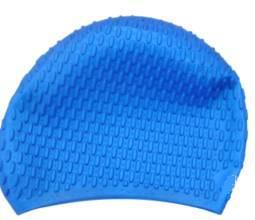 2016 Latest Waterdrop Silicone Swimming Cap