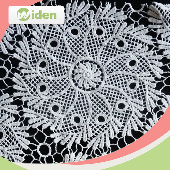Excellent Machines High-End African Chemical Lace Fabric