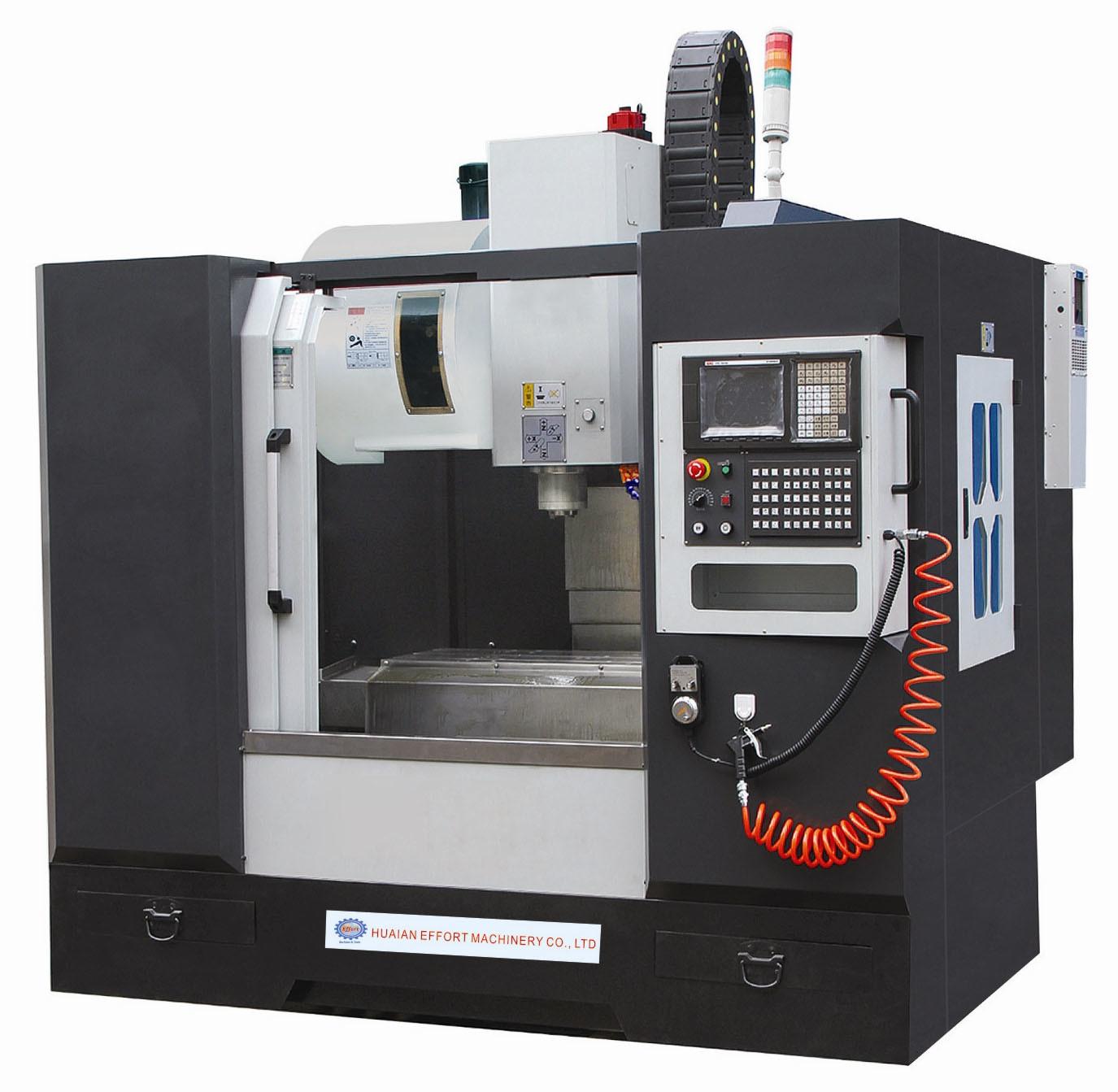 CNC Machine Center (EMC650L)