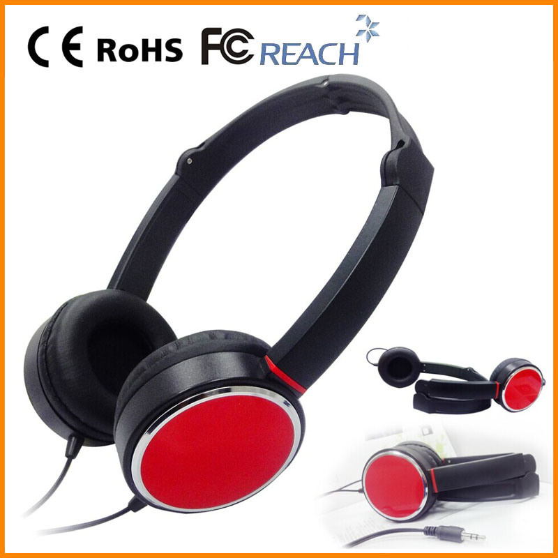Factory Super Bass Computer Stereo Headphone (RMC-318)