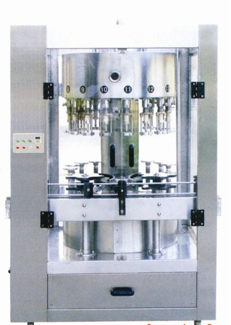 Negative Pressure Level Low Vacuum Automatic Filling Machine