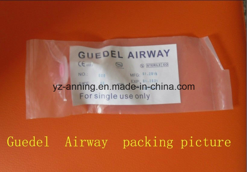 Disposable Guedel Airway/Oral Airway