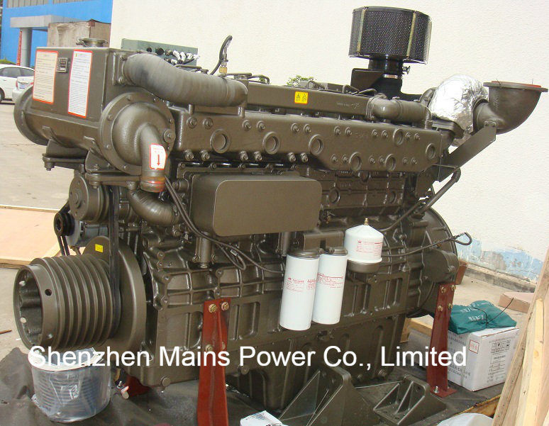 480HP Yuchai Marine Diesel Engine Fishing Boat Motor Boat Engine