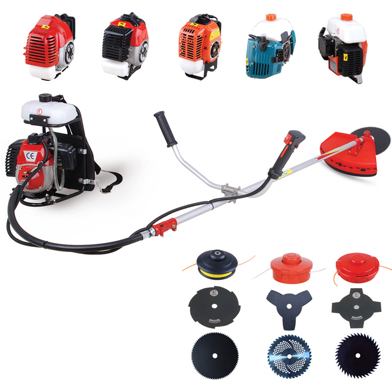 4 Stroke 39cc Knapsack Brush Cutter