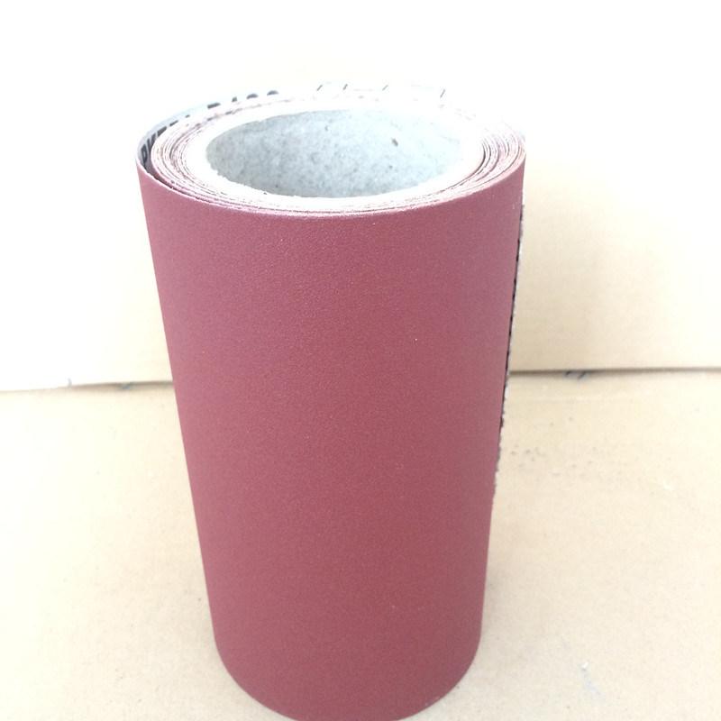 Aluminum Oxide Sand Paper Pke51 for Wood Grinding