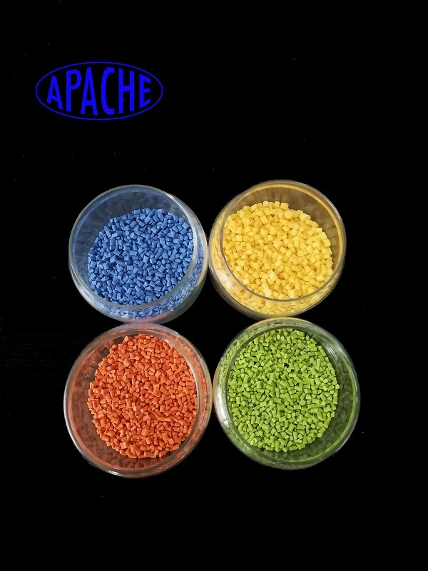 Color Customized Nylon PA66-Gf50-V0 Flame Retarded Pellets for Engineering Plastics
