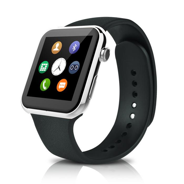 Mtk6502A 1.54inch Watch Wrist Phone Support Ios. (A9)