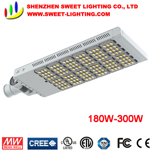 30W-300W Good Quality LED Street Light with Meanwell Driver