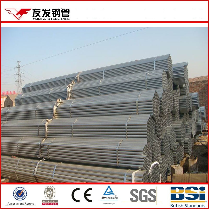 BS 1387 Gi Pipe Standard Length by Lgj