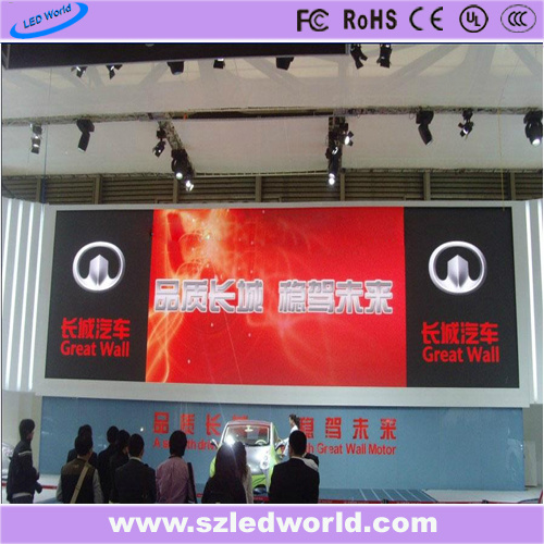 Indoor/Outdoor Rental LED Video Wall Display Screen Panel (P3, P4, P5, P6)