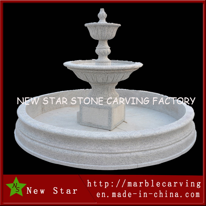 Garden Water Feature Fountain Granite Fountain