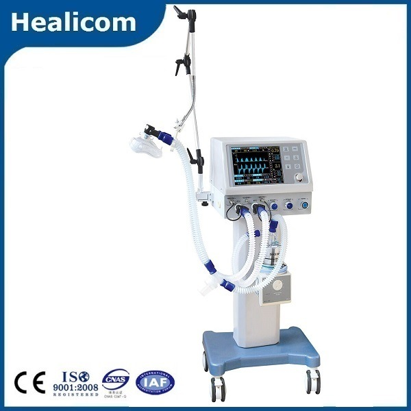 Medical Equipment Cheap Breathing Machine Ventilator