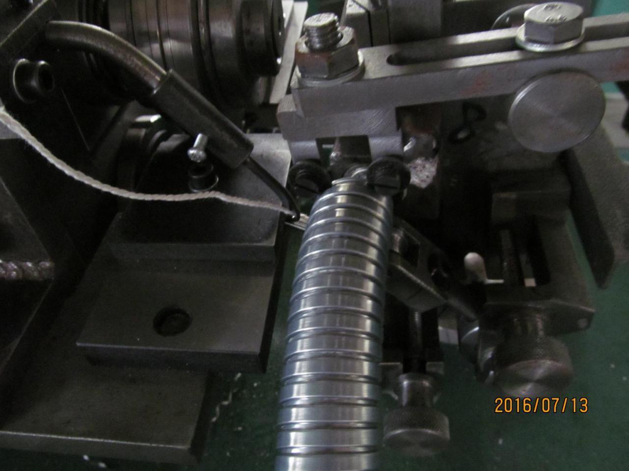 Hot Sale Flexible Metal Hose Machine