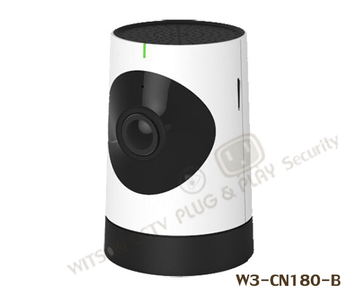 CCTV 960p HD 180 Degree Fisheye Wide Angle Wireless WiFi Hidden Corner IP Network Camera