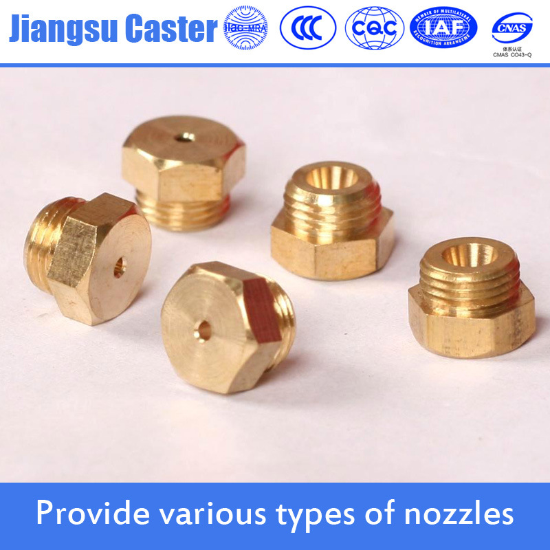 High Quality Copper Brass Water Cleaning Nozzle