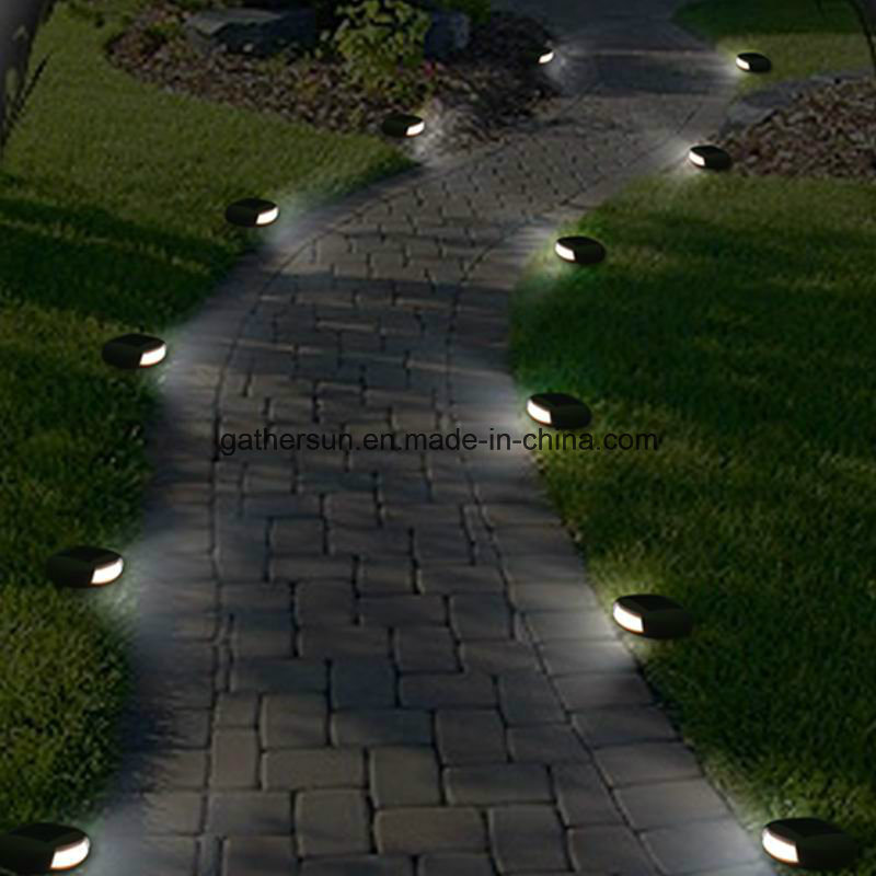 IP65 Solar Rock Fence Light Low Voltage with SMD LED