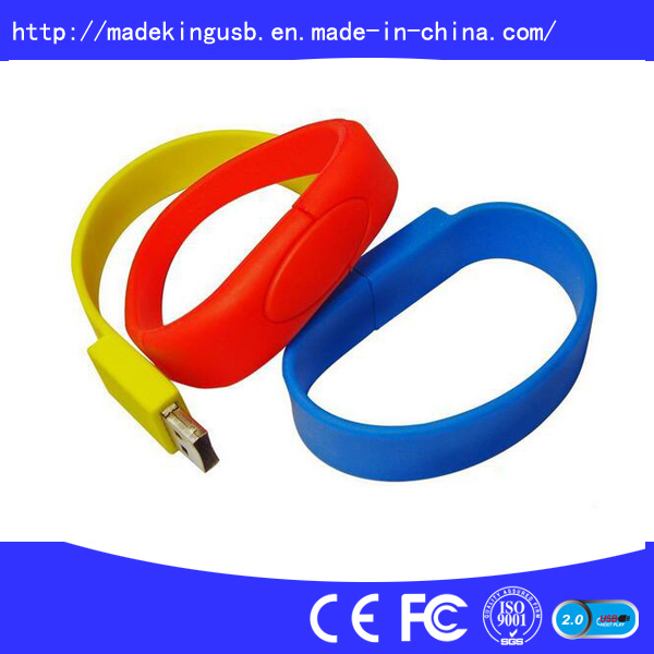 Wristband USB Flash Drive, Bracelet USB Flash Drives