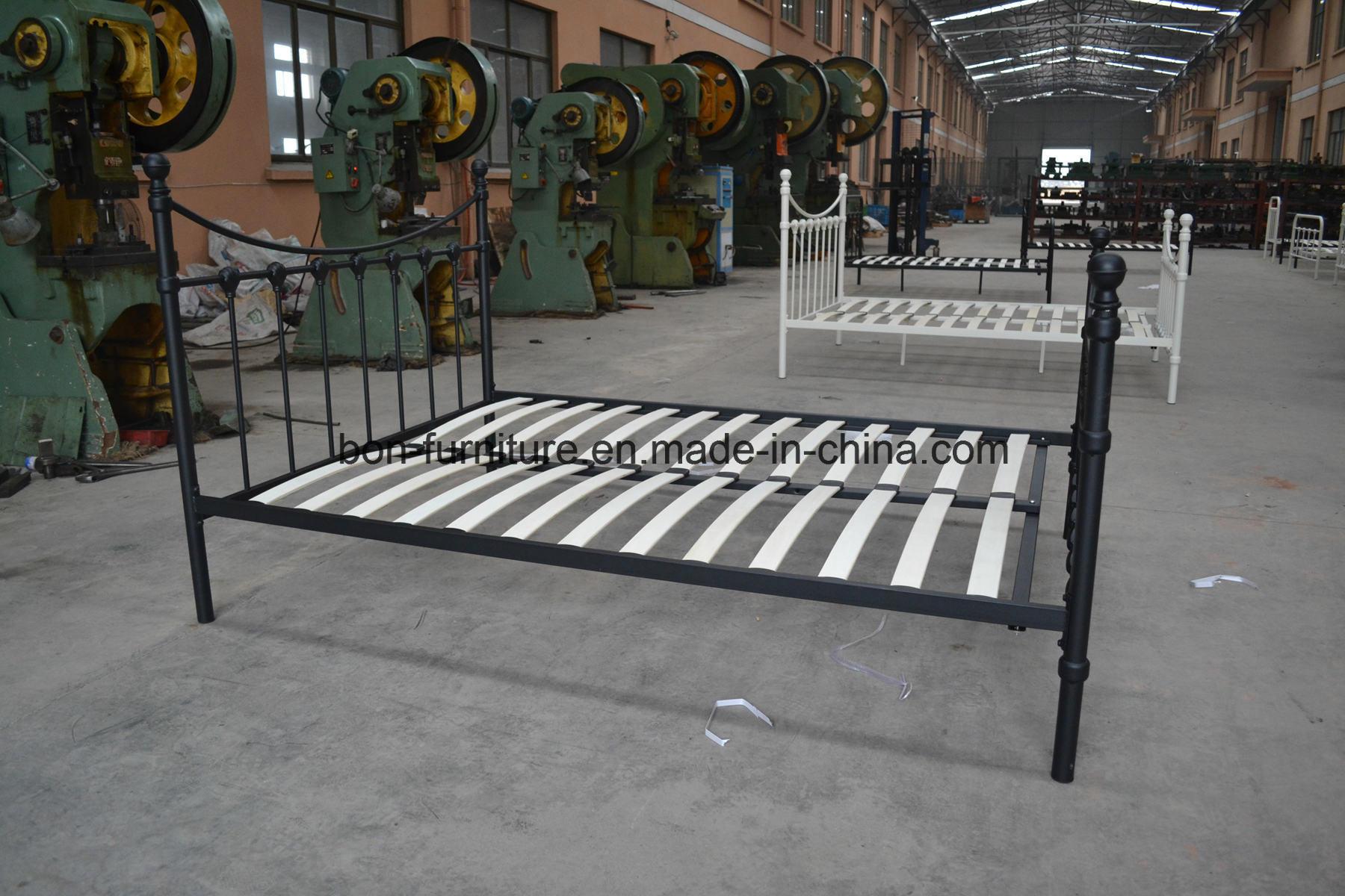 Kent Metal Double Bed/ 4′6′′ Metal Bed