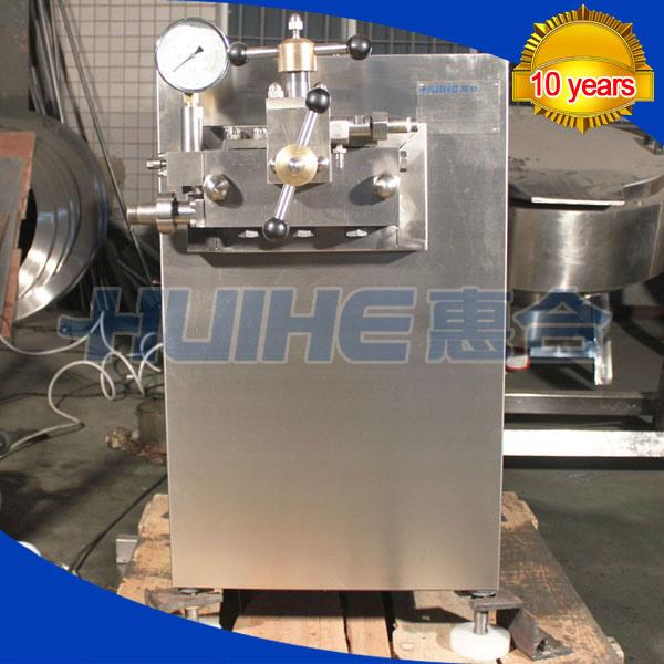 Stainless Steel High-Pressure Homogenizer (food)