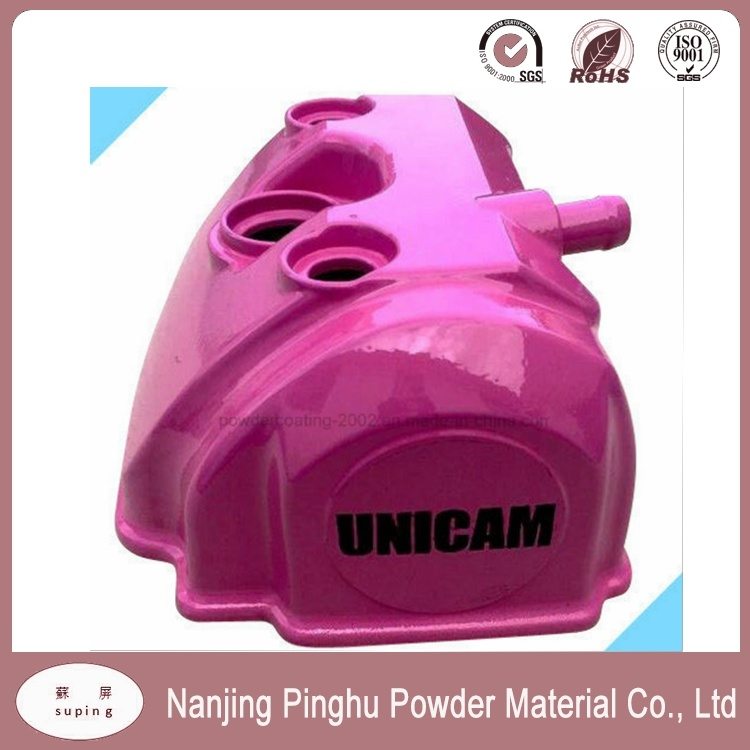 Wholesale Price Pink Powder Coating for Surface Decoration
