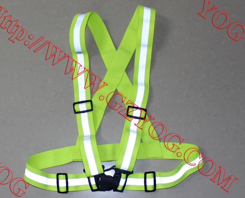 Motorcycle Accessories Motorcycle Reflective Vest of Safety Yog-001