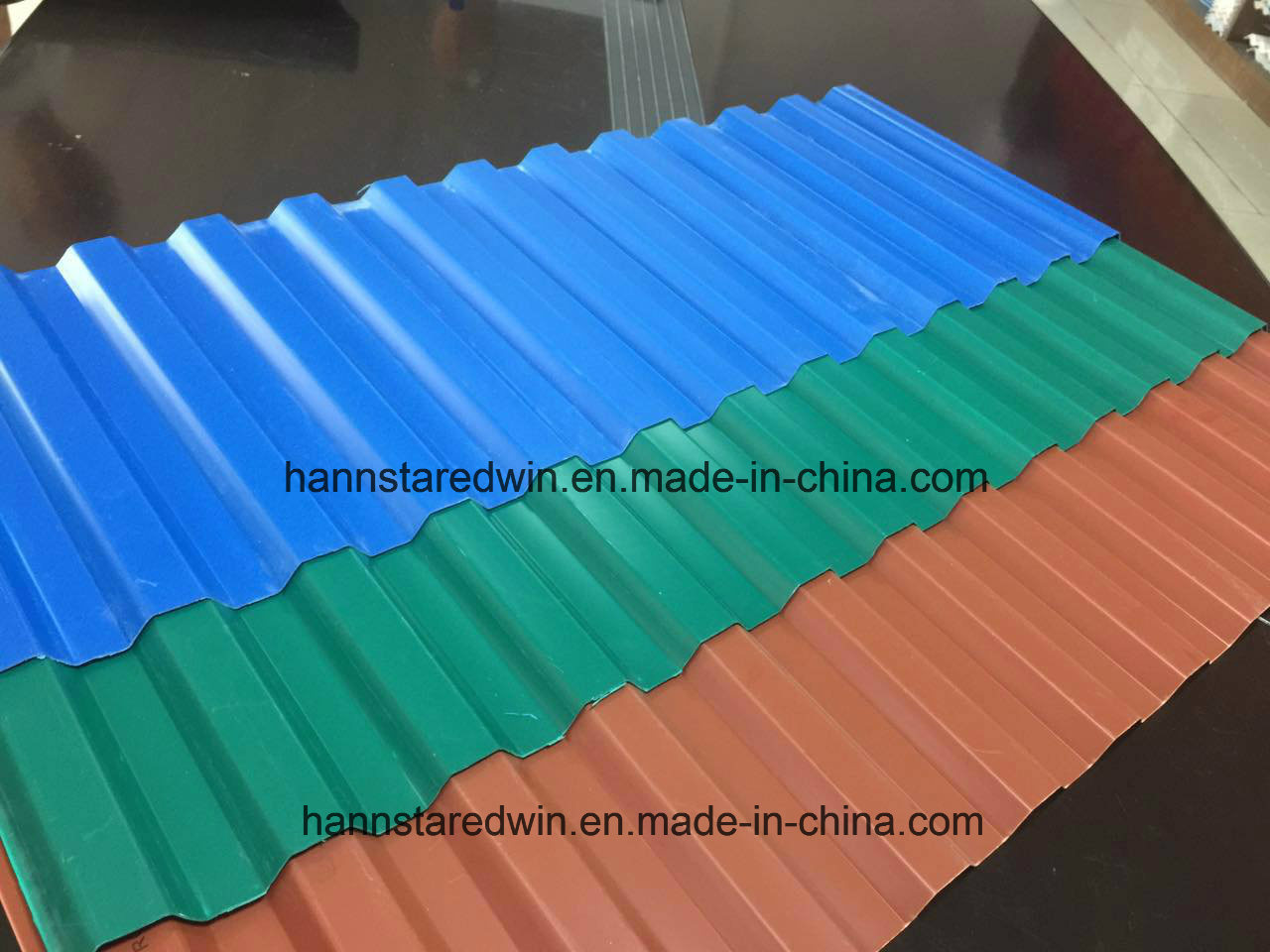 Factory Roofing Sound Insulated Corrosion Resistant PVC Roofing Material  Roofing Tiles Shingles