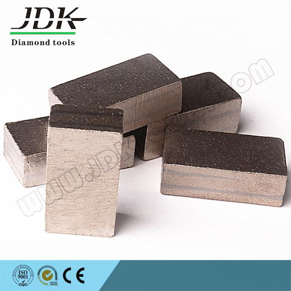 Rectangular Diamond Segment for Marble and Limestone Cutting