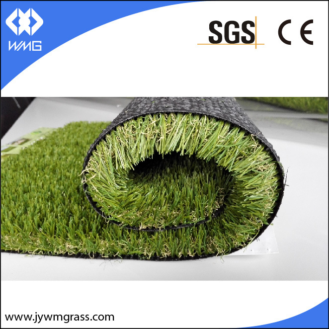 Anti-UV Landscape Decoration Synthetic Artificial Grass for Garden