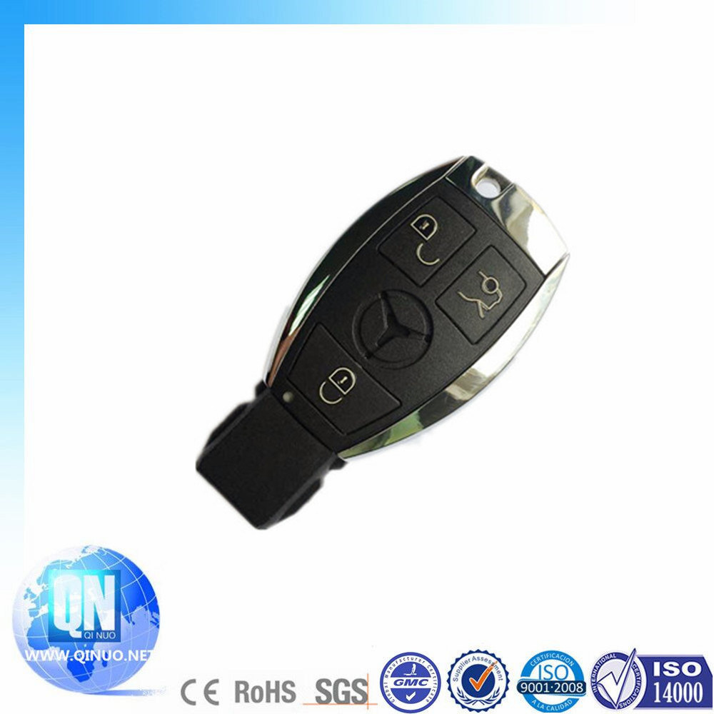 Keyless Go Smart Key Replacement