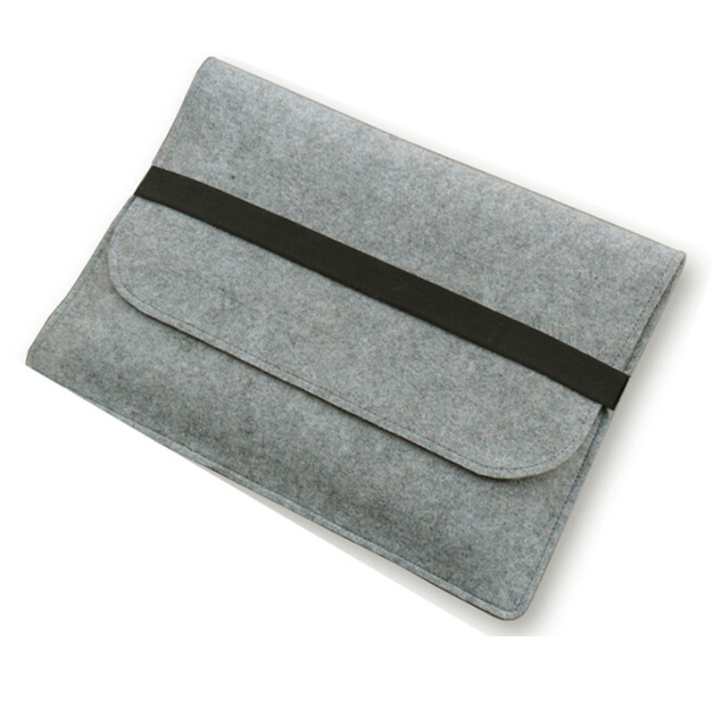 Factory Price Felt iPad Case Bag for Promotional