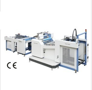 High Quality Automatic Double Side Laminator