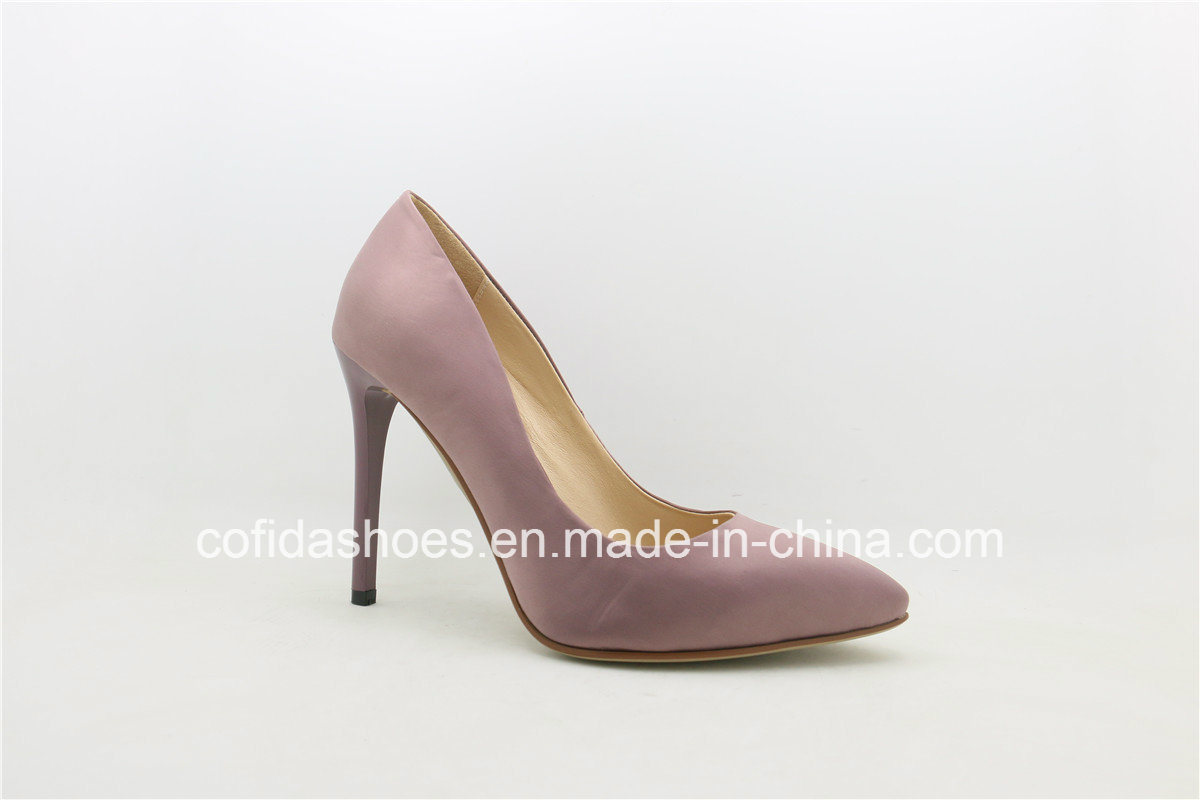 Classic Stiletto Sexy High Heel (4 inches Height) Shoes