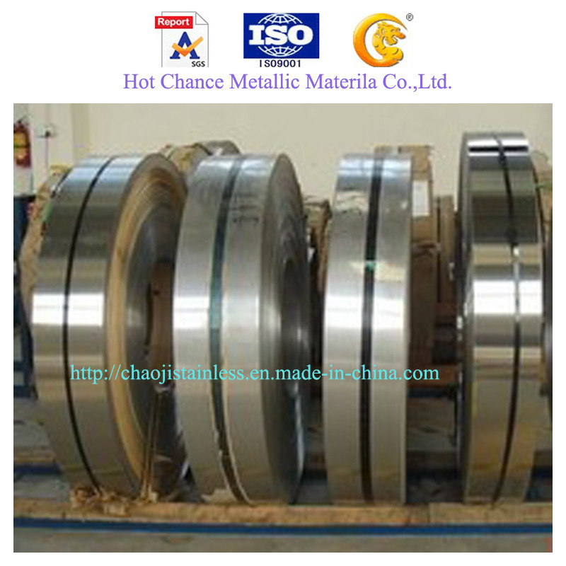 Cold Rolled Staninless Steel Strip (200, 300, 400)