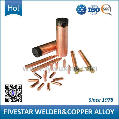 Beryllium Copper Alloy Welding Electrode