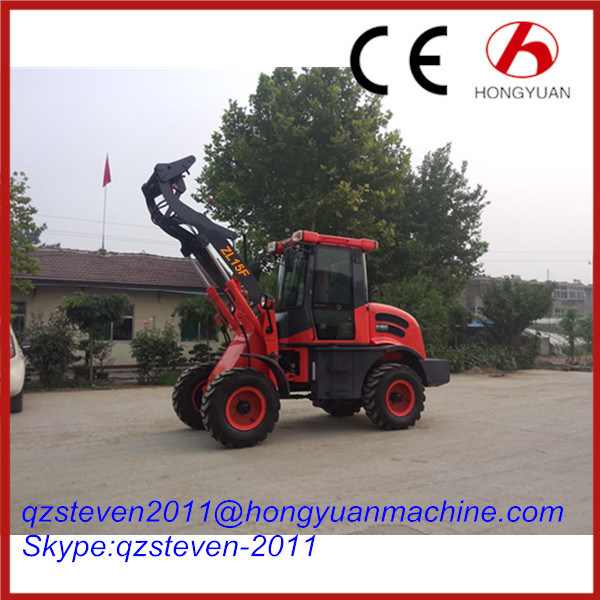 Multi Function Wheel Loader (ZL15F)