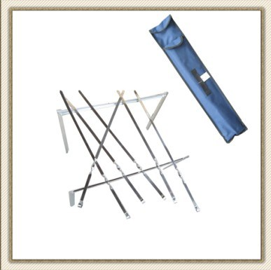 Stainless Steel BBQ Skewers with Bag (CL2C-CD04)