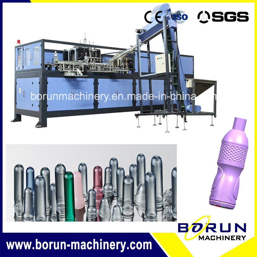 Automatic Pet Blow Molding Machine for Water Bottles