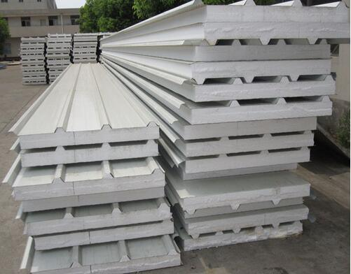 EPS Foam Insulated Wall Sandwich Panel