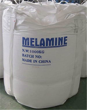 Purity 99.8% Melamine with Factory Price